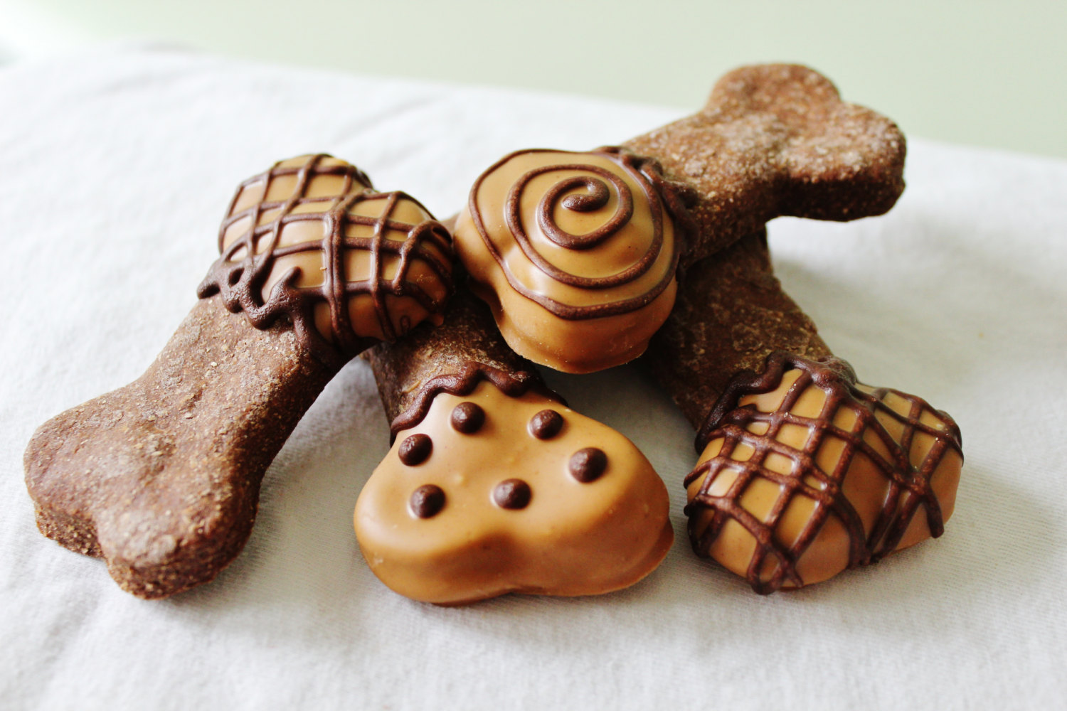 Fancy Dog Biscuits